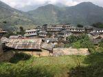 Les balcons des Annapurnas